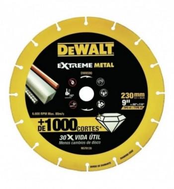DISCO CORTE METAL 9 EXTREME...