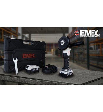 Esmeriladora/Pulidora EMEC...