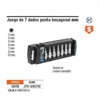 JUEGO DE DADOS PUNTA...